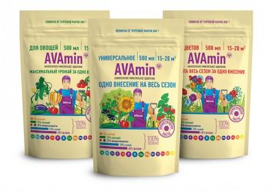 VitaAVA — дизайн упаковки
