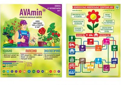 Плакаты VitaAVA (правый: «режиссерская версия»)